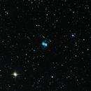 M76 - Little Dumbbell Nebula,                                Matthias Domke