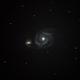 M51 - The Whirlpool Galaxy,                                Jason Doyle