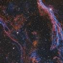 Veil Nebula,                                John Butler