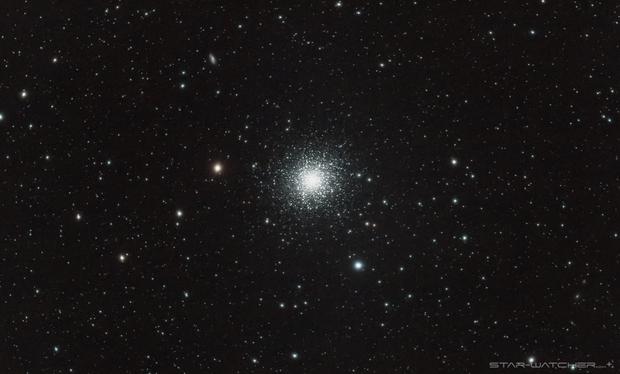 M13 Hercules Cluster,                                star-watcher.ch