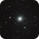 M13 Hercules Cluster,                                star-watcher.ch