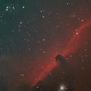 Horsehead Nebula trial in SGPro,                                Tam Rich