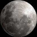 Moon 2021 fotographed,                                Sven Hendricks