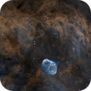NGC 6888 and Surrounding Region,                                AllAboutRefractors