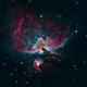 M42 Orion Nebula,                                Jim Brown