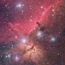 IC434, Barnard 33, Horsehead Nebula,                                Ou Mingzhi