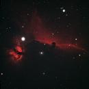 Horse Head Nebula IC434,                                Mario Umaña