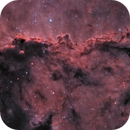 Dragons of Ara / Rim Nebula NGC6188,                                Michel Lakos M.