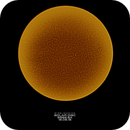 Solar Disc, HA, 12-06-2018,                                Martin (Marty) Wise