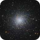 M13 The Great Glubular Cluster,                                Toshiya Arai
