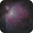 M42 in LHaRGB processed for high dynamic range,                                Jack Liu