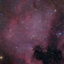 NGC 7000,                                Walter Gröning