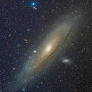 M31 - The Andromeda Galaxy,                                Sean Mathews