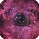 NGC2237 HaRGB Rosette Nebula.,                                Themis Karteris