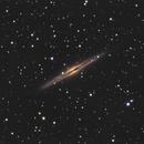 NGC891,                                Christophe