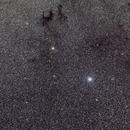 Altair and Barnard 142 & 143,                                Hugues Obolonsky