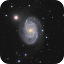 NGC 5371 and fading Supernova 2020bio,                                rhedden