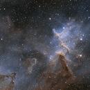 """Melotte 45 """" center of the haert nebula"""",                                lambrechtssteven"""