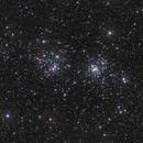 Double Cluster,                                whitenerj