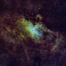 Eagle Nebula,                                whoseideawasthis