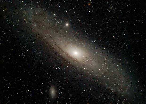 Andromeda,                                Jussi Kantola