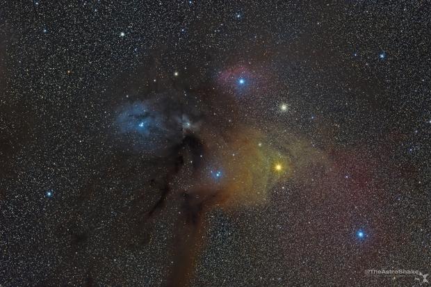 Rho Ophiuci,                                Cory Schmitz