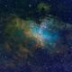 M16 Eagle Nebula,                                Astro-Mike70