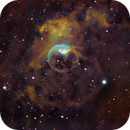 NGC 7635 - Bubble Nebula,                                Francois Theriault