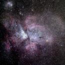Eta Carinae Nebula - NGC 3372,                                Mateus