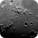 Imbrium Arch and the shadows of the Alps - 30.04.2020,                                Loxley
