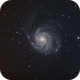 M101 LRGB with dual rig,                                Steve Ibbotson