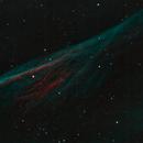 Pensil Nebula (HO bicolor),                                Miles Zhou