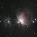 First light for my 2600mc (M42),                                Ian Dixon