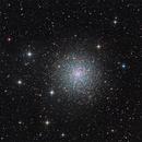 ammasso globulare M12,                                Rolando Ligustri