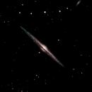 NGC 4565,                                francopanetta