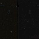 Taurus and M45,                                SkyandSpace