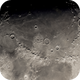 Mare Imbrium crop from 80 panel mosaic of 9 day old gibbous Moon,                                gary259