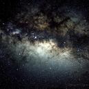 Heart of the Milky Way,                                Gustavo Sánchez