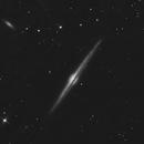 NGC4565 test shot,                                dr_klahn