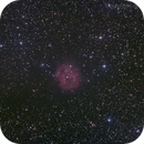 Cocoon nebula,                                Arnaud RICOIS