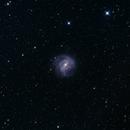 m83 (Southern Pinwheel galaxy),                                Jean-Marie Locci