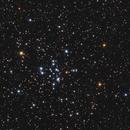 M 34 Open Star Cluster in Perseus,                                Elmiko