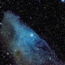 IC4592, The Blue Horsehead Nebula,                                Austin