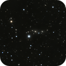 ARP 330 Chain of galaxies in Draco,                                Riedl Rudolf