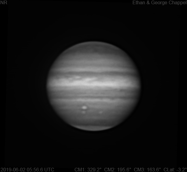 Jupiter | 2019-06-02 5:56 | CH4,                                Chappel Astro