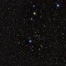 Offener Sternenhaufen NGC 6885 u. NGC 6882,                                Horst Twele