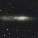 NGC 55 Irregular Galaxy in Sculptor,                                Ian Parr