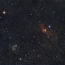 NGC 7635 - M52,                                Wolfgang Zimmermann