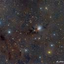 NGC 1333 Region,                                Murtsi