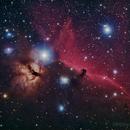 Horsehead Nebula,                                Hiroyuki Hakozaki